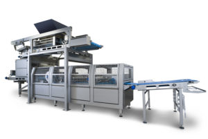 Kaak Driem Sheeting Line for Artisan Bread Production