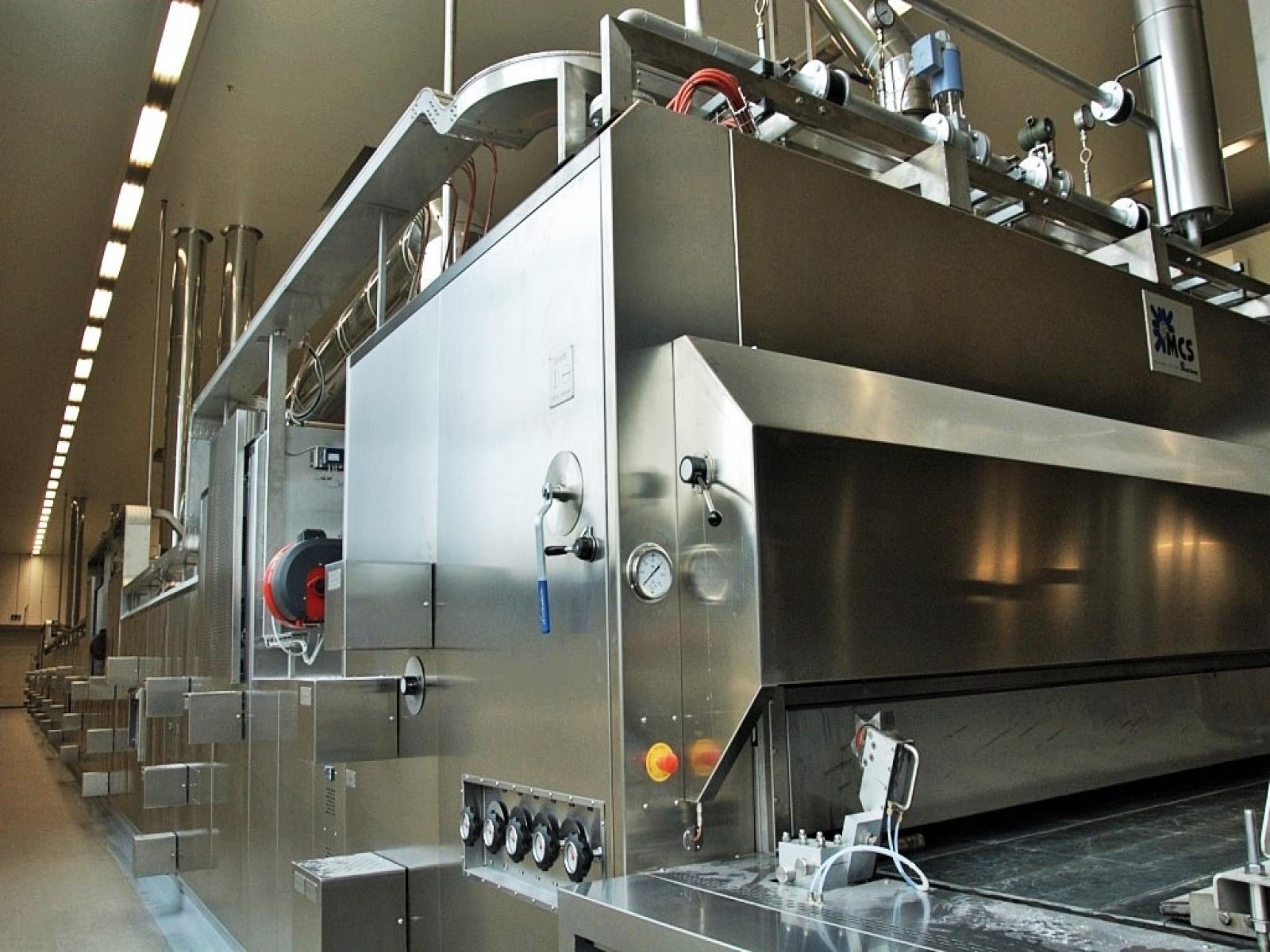 MCS Cyclothermic Oven