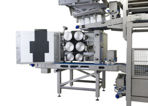 DrieM sheeting line rollers