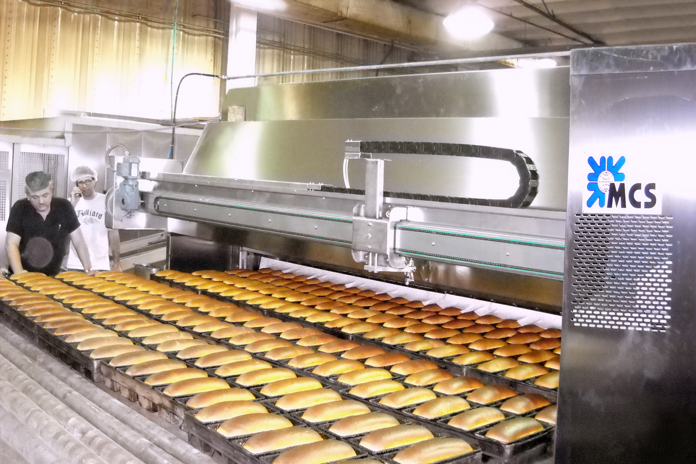 Bread Cycolothermic Oven