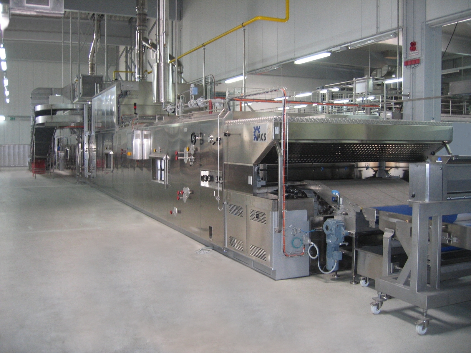 Bread Line - Cyclothermic OVen