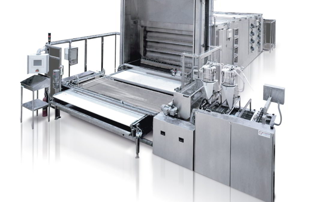 Features and Types of Industrial Baking Ovens