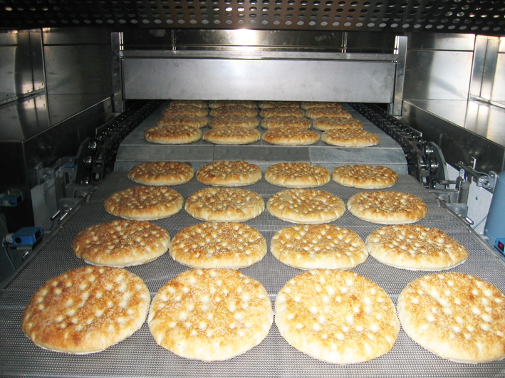 Flat Bread - Cyclothermic Oven