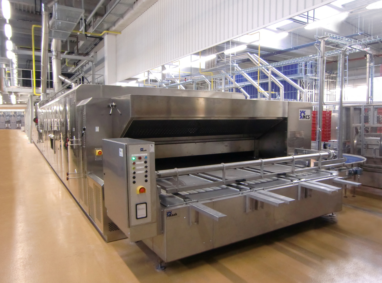 Industrial Bakery Oven - Cyclothermic MCS