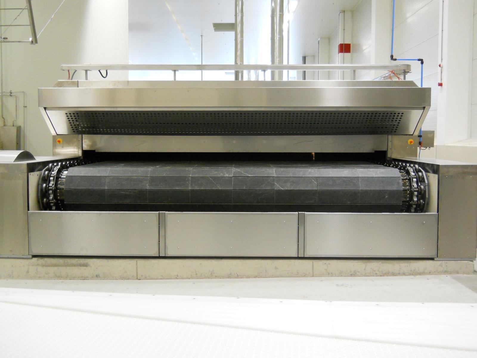 Stone Conveyor Cyclothermic Oven2