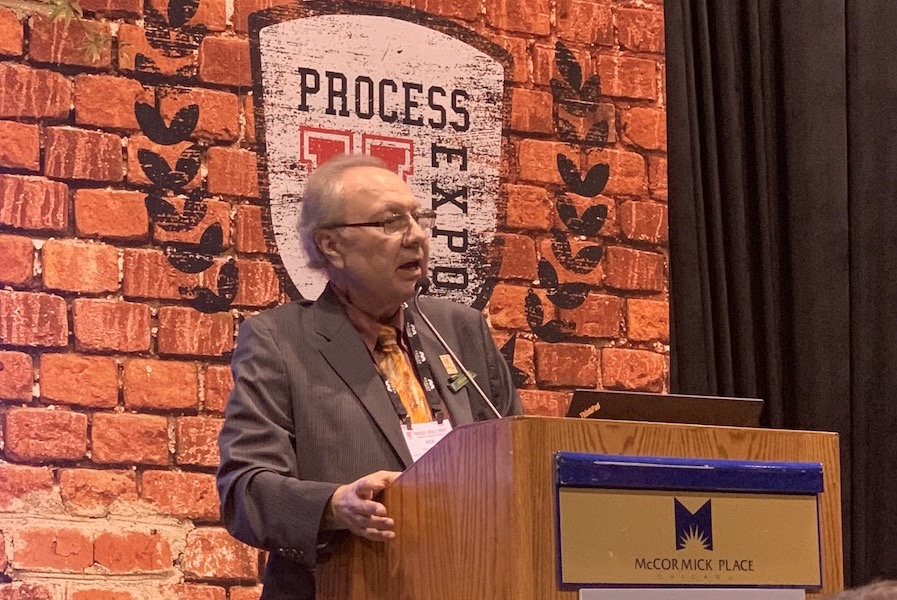 FPSA Young Professionals Group Meetup at PROCESS EXPO Featured Ken Hagedorn