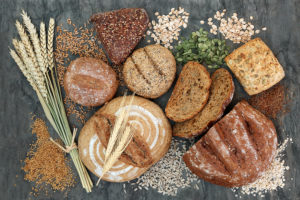 Bakery products - dietary fiber