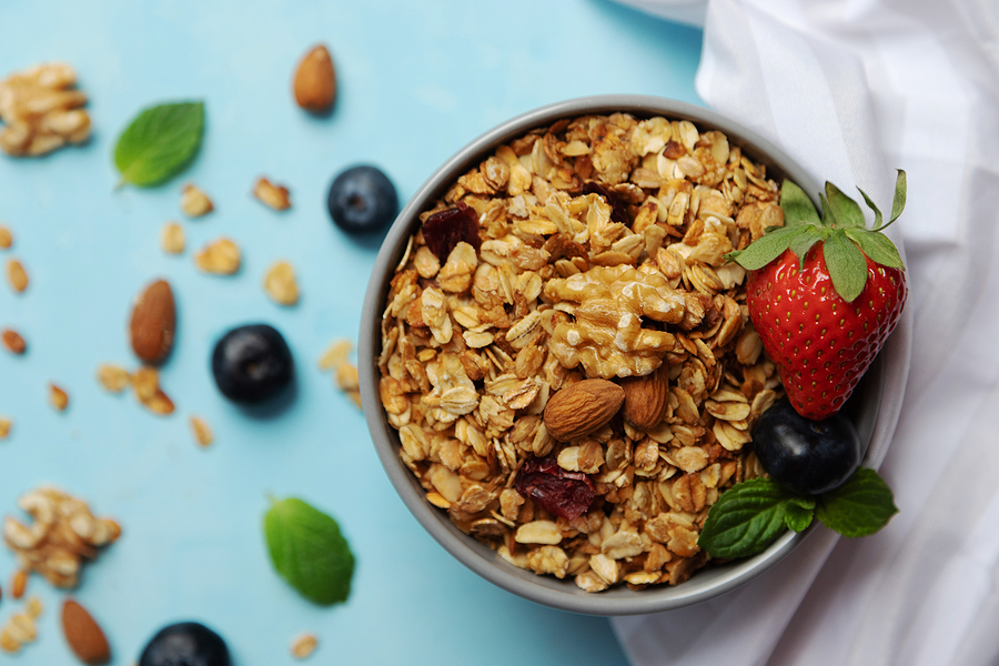 Satisfy Consumer Demand for Healthy, Tasty, and Convenient Breakfast Options with a SENIUS Granola Baking Line