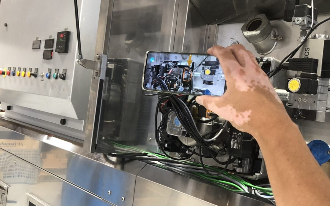 AR-Powered Remote Assistance Saves Bakery Manufacturers Time and Money on Service Calls
